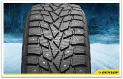 Dunlop SP Winter ICE 02. Зимние, шипованные, без износа, 1 шт