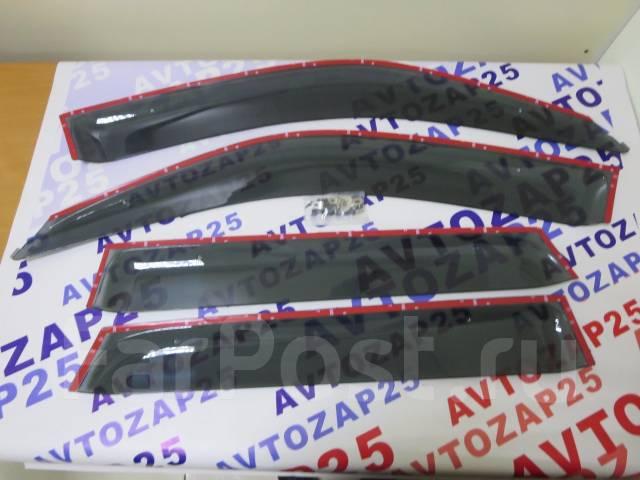 Ветровики (дефлекторы) комплект Suzuki Grand Vitara