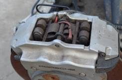 Суппорт тормозной. Porsche Cayenne, 955 Двигатели: M48, 00