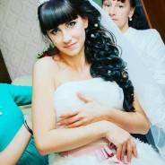 Свадебный-стилист подберёт ваш незабываемый образ.