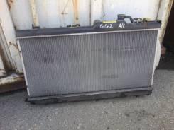 Радиатор охлаждения двигателя. Subaru Impreza, GG2 Двигатель EJ15