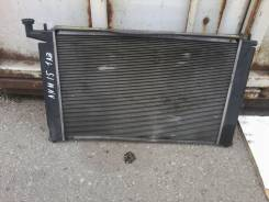 Радиатор охлаждения двигателя. Toyota Isis, ANM15 Двигатель 1AZFSE