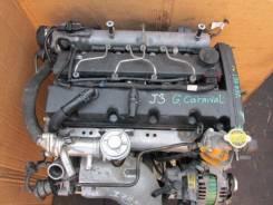 Двигатель. Kia Carnival Kia Grand Carnival Двигатель J3