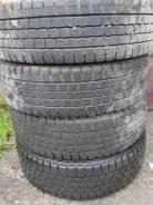Dunlop SP Winter ICE 02. Зимние, без шипов, 2015 год, износ: 40%, 4 шт