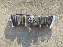 Решетка радиатора. Toyota Land Cruiser Prado, TRJ150, GRJ151, GRJ150 Двигатели: 1GRFE, 2TRFE