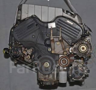 Двигатель в сборе. Mitsubishi Dignity, S32A Mitsubishi Diamante, F41A, F31A, F46A, F31AK, F36A Mitsubishi Proudia, S32A
