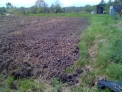 Продам земельный участок Артём Грэс возле речки. 1 600кв.м., собственность, вода. Фото участка