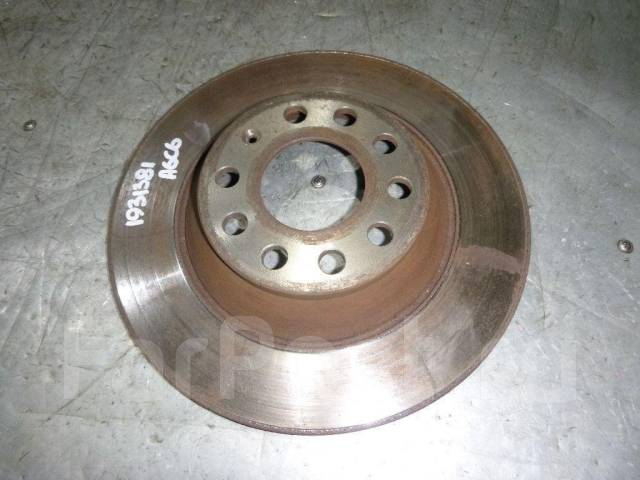 диски тормозные на audi a6 4f c6