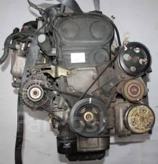 Двигатель в сборе. Mitsubishi Pajero iO, H77W, H72W, H66W, H71W, H61W, H62W, H76W, H67W