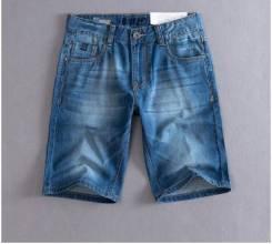 Шорты джинсовые. 46, 48, 50, 52