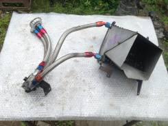 Радиатор масляный. Mitsubishi Lancer Двигатель 1 5 MIVEC