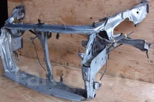Рамка радиатора. Honda Jazz Honda Fit, LA-GD3, LA-GD4, LA-GD2, UA-GD1, LA-GD1 Двигатели: L13A1, L12A1, L13A2, L15A1