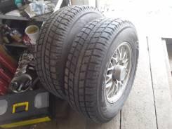 Продам шины и диски. x16 ET0