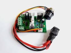 Регулятор мощности DC шим 10А 6В-30В с обратным переключателем