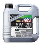 Liqui moly Special Tec AA. Вязкость 5W-20, полусинтетическое