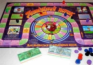 CashFlow настольная игра