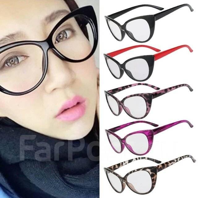 Модные очки cat-eye для создания стильного образа - Аксессуары и ... d4bb8a87787