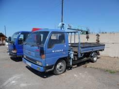 Mazda Titan. Продам бортовой грузовик с манипулятором 1996 г. в. ДВС TM, 4 600 куб. см., 4 000 кг.