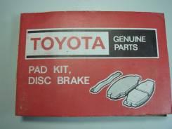 Колодки тормозные. Toyota Regius Ace, LH100, LH102, LH103, LH110, LH113, LH115, LH117, LH120, LH123, LH125, LH140, RZH100, RZH101, RZH102, RZH102V, RZ...