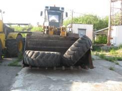 Чсдм В-160. Продам погрузчик в отличном состоянии, ковш на 5т, резина новая, 176 куб. см., 5 000 кг.