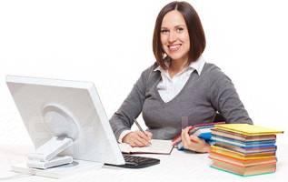 Набор текста, курсовые, рефераты, дипломные работы, частное лицо