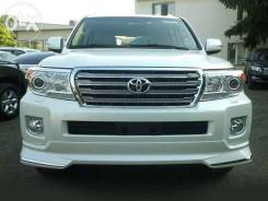 Обвес кузова аэродинамический. Mazda Atenza Toyota Urban Cruiser Toyota Land Cruiser, URJ202W, GRJ76K, URJ202, GRJ79K, VDJ200, J200 Двигатели: 1URFE...