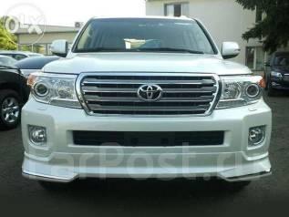 Обвес кузова аэродинамический. Toyota Urban Cruiser Toyota Land Cruiser, GRJ79K, J200, VDJ200, GRJ76K, URJ202W, URJ202 Mazda Atenza Двигатели: 1GRFE...