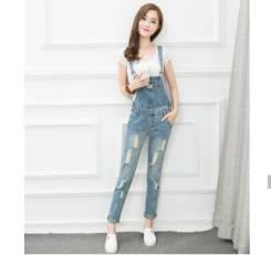 Комбинезоны джинсовые. 40-48, 46