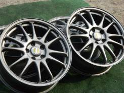 A-Tech Final Speed. 7.5x18, 5x114.30, ET38