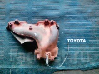 Коллектор выпускной. Toyota Vista, SV33 Двигатель 3SFE