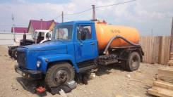 ГАЗ 53. Продается асенизатор , 4 250 куб. см., 4,00куб. м.
