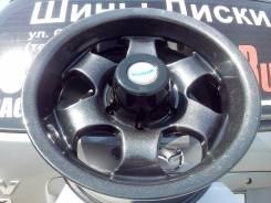 Литые диски R16 6x139.7 Toyota, Mitsubishi, Hammer. 8.0x16, 6x139.70, ET0, ЦО 110,6мм.