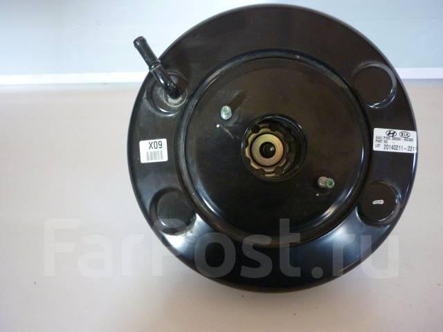 Вакуумный усилитель тормозов. Kia K3 Kia Forte Kia cee'd, JD Kia Cerato Hyundai i30 Двигатель G4FG
