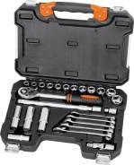Отличный набор инструментов для автомобилиста Кратон TS-20, 25 пр.