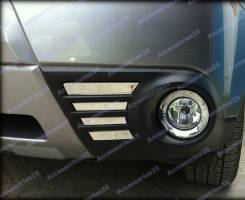Ободок противотуманной фары. Subaru Forester, SH5, SHJ, SH9