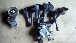 Заслонка дроссельная. Honda Insight, ZE2 Двигатель LDA