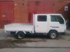 Nissan Atlas. Двухкабинный грузовик 2006г., 2 000 куб. см., 1 250 кг.