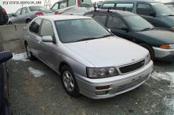 Nissan Bluebird. HU14