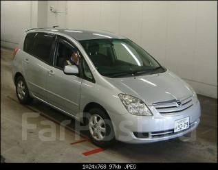 Замок зажигания. Toyota Corolla Spacio