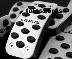 Накладка на педаль. Lexus RX270, AGL10W, AGL10, GYL15, GGL15 Lexus RX350, GGL15W, GGL16W, GGL25, GYL15, GGL10W, GGL15, AGL10 Lexus RX450h, GYL15W, GYL...