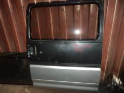Дверь сдвижная. Mitsubishi Delica, P35W Двигатель 4D56