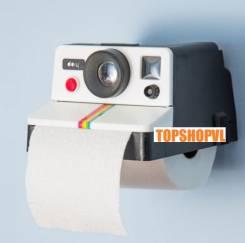 Бумага туалетная.