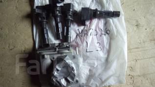 Катушка зажигания. Mazda Mazda6 Двигатели: L3VE, L3VES, MZI, MZIAJV6, MZR, MZR23DISITURBO, MZRL3C1, MZRL5VE, MZRL813, MZRLF17, MZRLFF7, MZRCD, MZRCDR2...