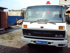 Nissan Diesel UD. Продается грузовик Nissan UD c манипулятором, 7 000 куб. см., 5 000 кг.