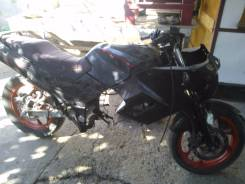 Kawasaki ninja gpx 250 по частям