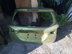 Крышка багажника. Suzuki SX4