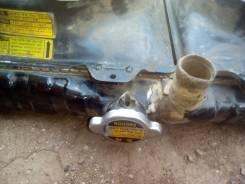 Радиатор охлаждения двигателя. Toyota Celica, ST184