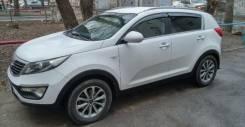 Kia Sportage. автомат, передний, 2.0 (150 л.с.), бензин, 35 000 тыс. км