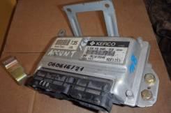 Коробка для блока efi. Hyundai Accent Hyundai Verna Двигатель G4ECG