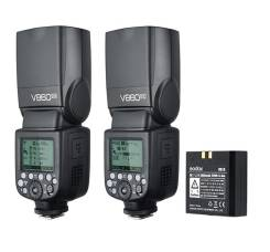 Вспышка Godox VING V860-II Canon/Nikon/Sony. Под заказ